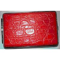 Портсигар красная кожа, S.Quire AB03-2208 S.Quire