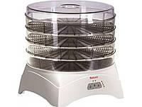 Сушарка для продуктів (4 яруси, 500 Вт) STFP0114grey ТМSATURN