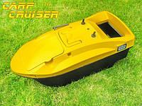 Кораблик для прикормки CarpCruiser -YBL с бесщеточным мотором, с литиевой батареей, с сигналом низкого заряда , фото 1
