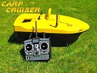 Карповый кораблик CarpCruiser Boat YLF7 с эхолотом LUCKY FFW718, для рыбалки, прикормки, прикормочный