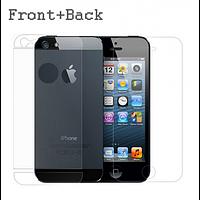 Защитная пленка Apple Iphone 5/5S для двух сторон