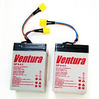 Аккумуляторные батареи для прикормочных корабликов CarpCruiser boat, запасной, сменный комплект батарей, фото 1
