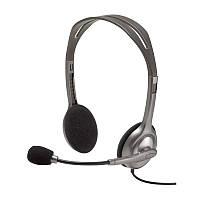 Гарнитура Logitech Stereo Headset H110 (981-000271)