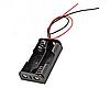 Слот, держатель батарей АА 2 шт 1,5В для подключения внешнего питания датчик беспроводного эхолота кораблика