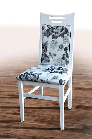 Стул кухонный Юля  Микс мебель, цвет  белый / беж, фото 2