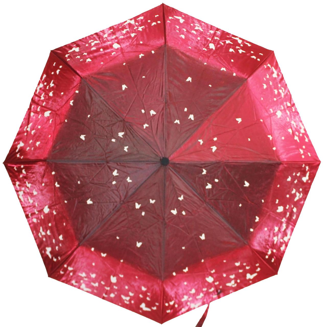 Женский зонт хамелеон