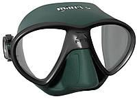 Маски для подводной охоты Mares X-Free; зелёные