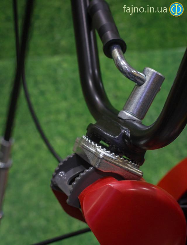 Бензиновый культиватор Pubert Eco Max 55 HC2 фото 8