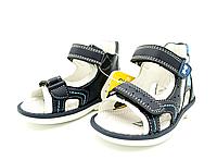 Детские сандалии с ортопедической стелькой и супинатором 21,25 размер