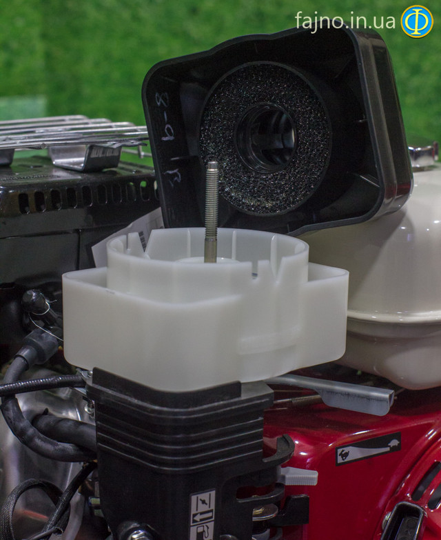 Бензиновый культиватор Pubert Eco Max 55 HC2 фото 3