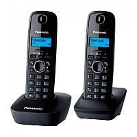 Радиотелефон Panasonic KX-TG1612UAH Grey