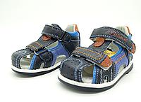 Детские кожаные сандали Clibeе 20-25 размеры