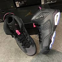 КРОССОВКИ AIR JORDAN 6 RETRO GG 543390-008