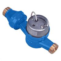 Счетчик холодной воды Apator PoWoGaz JS-10-NK Ду 40 одноструйный с импульсный выходом