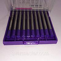 Вольфрамовый электрод тип E3 BINZEL  D 4,0 / 175 мм (фиолетовый, со смесью оксидов)