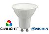 Светодиодная лампа GU10 W2F11T5 ceramic