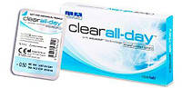 Контактные линзы Clear All-day (6 шт.)