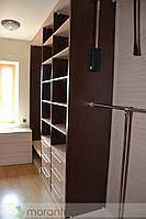 Гардеробная комната двусторонняя, фото 1