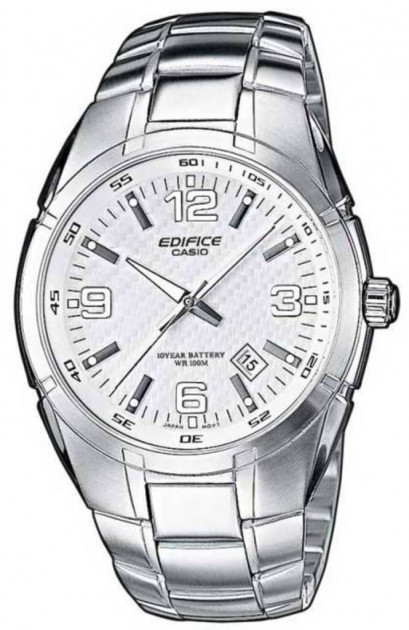 Мужские наручные часы CASIO EF-125D-7AVEF серебристый