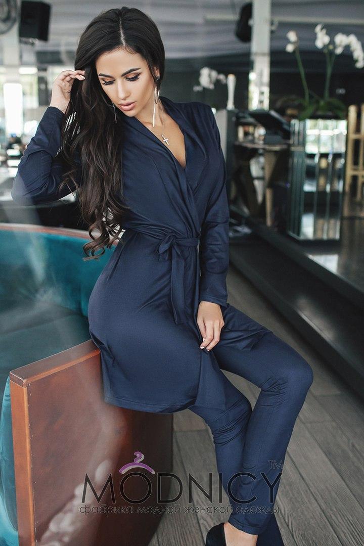 Женский  костюм арт 58107-8
