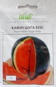 Кавун Шуга бейбі  1г (Проф насіння)