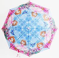 Детский зонт трость