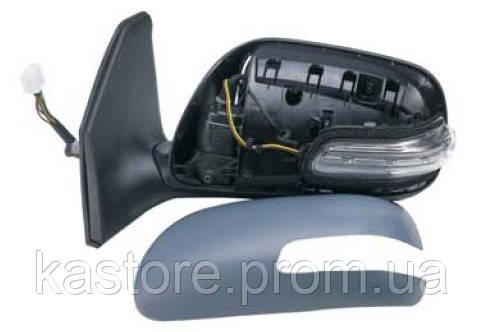 Зеркало правое электро с обогревом AVENSIS 06-08