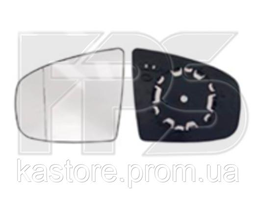 Вкладыш зеркала правый с обогревом асферический 4pin X5 E70