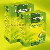 Чай зелёный Alokozay 100 г