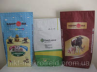 Бумажные мешки, пакеты 2-х, 3-х, 4-х слойные