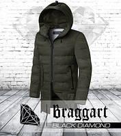 Braggart Black Diamond 9017 | Зимняя парка хаки