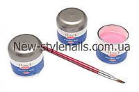 Гель для наращивания ногтей, IBD (розовый камуфляж) , 56 ГР., фото 1