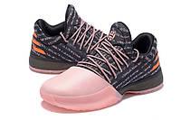 Баскетбольные кроссовки Adidas Crazylight 2017 black-pink