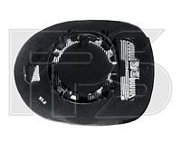 Вкладиш дзеркала лівий з обігрівом -2009 Civic 2006-11 HB
