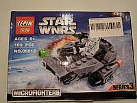 Конструктор LEPIN 05012 аналог LEGO 75126 Снежный спидер Первого Ордена STAR WARS