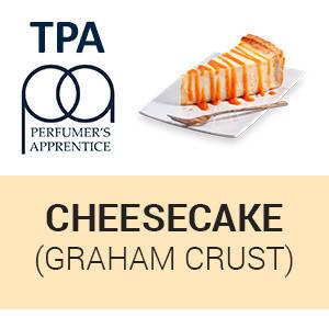 TPA Cheesecake (Graham Crust) (Чизкейк с крекерами Грэхема)