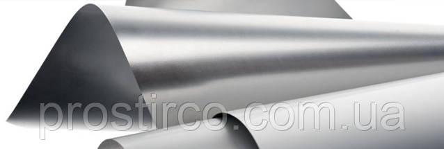 Металлизированная бумага для наружной рекламы Metalized