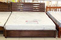 Кровать двуспальная из дерева, фото 1