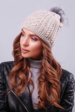 Современная женская шапка, фото 2