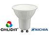 Модуль - лампа светодиодная GU10 WF10T5 ceramic