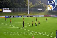Искусственный газон для универсальных спортивных площадок, футбольных полей, теннисных кортов