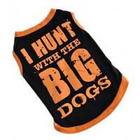 Футболка для собаки (Код: 0007)