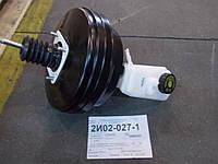 Усилитель вакуумный с главным цилиндром тормозов и бачком ГАЗель Бизнес 204-702834