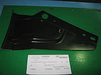 Кронштейн бампера ГАЗель Бизнес боковой левая 3302-2803061-10