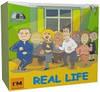 Игра «Real life» (Реальная жизнь) (позволяет развить умение рационально планировать свое время)