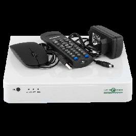 Гібридні відеореєстратори (DVR)