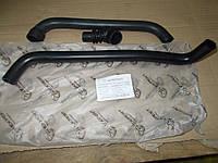 Патрубок РХХ ГАЗель ЗМЗ 405 инжектор 3 шт.