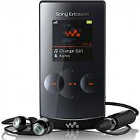 Мобильный телефон РаскладушкаSony Ericsson W980 черный, сони эриксон с плеером