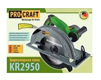 Пила дисковая Pro Craft KR2950