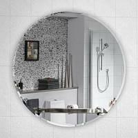 Зеркало влагостойкое круглое